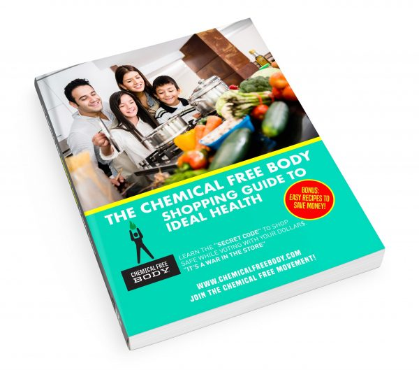 CFB_ Shopping Guide 3D Book Cover - Best Portland Juice Company