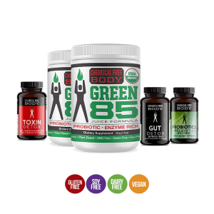 Energy Detox Bundle weight loss boost immune system