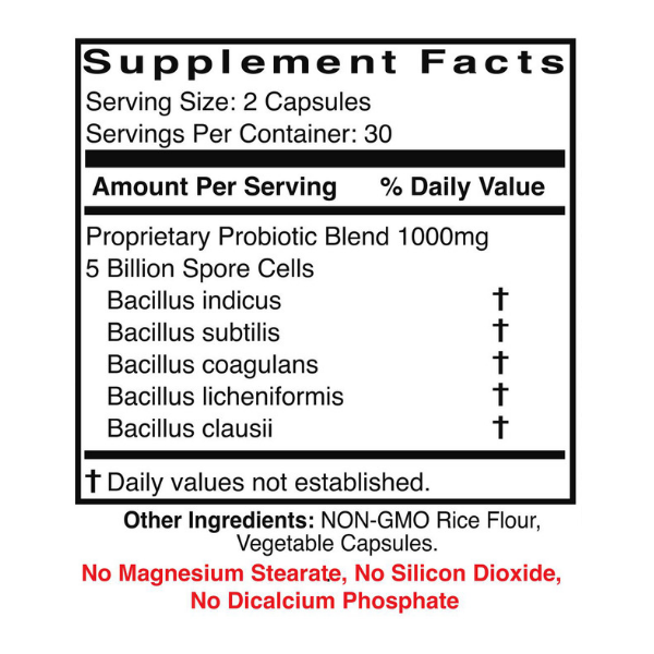 Probiotics_Prebiotics_Balance_Weightloss_Chemical_Free_Body_supplement_facts