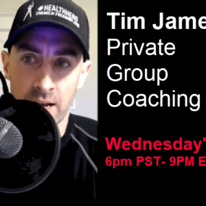 Tim James Group Coaching Product Page Health Healthy Fitness