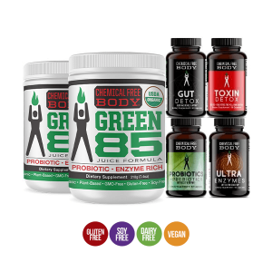 Total Energy Detox Bundle weight loss boost immune system